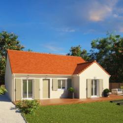 Maison  4 pièces + Terrain  500 m² Clérey