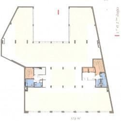 Location Bureau Paris 8ème 1176 m²