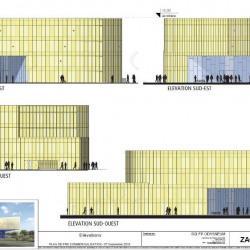 Vente Bureau Montpellier 2977 m²