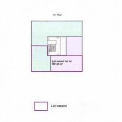 Location Bureau Vandœuvre-lès-Nancy 170 m²