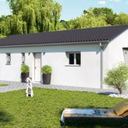 Maison  4 pièces + Terrain  456 m² Virsac