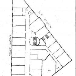 Location Bureau Paris 16ème 564 m²