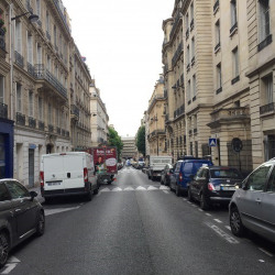 Cession de bail Local commercial Paris 8ème 23 m²