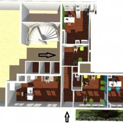 Location Local d'activités Boulogne-Billancourt 65 m²