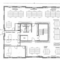 Location Bureau Rungis 252 m²
