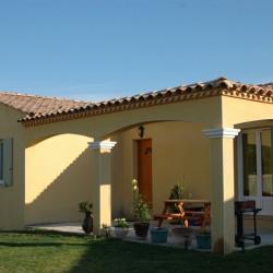 Maison  4 pièces + Terrain   m² Saint-Florent-sur-Auzonnet
