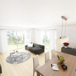 Maison  4 pièces + Terrain  500 m² Gondreville