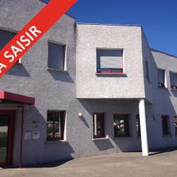 Location Bureau Bourgoin-Jallieu 197 m²