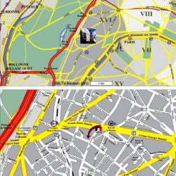 Location Bureau Paris 16ème 297 m²