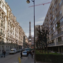Location Bureau Paris 15ème 8 m²