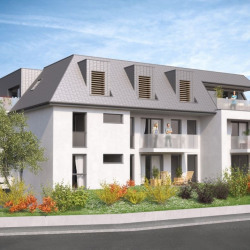 photo immobilier neuf Strasbourg