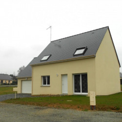 Maison  6 pièces + Terrain   m² Javené