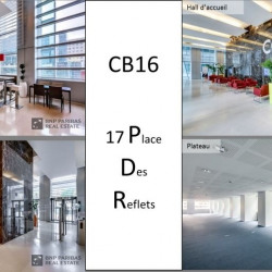 Location Bureau Courbevoie 8450 m²