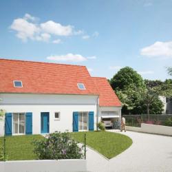 Maison  6 pièces + Terrain   m² Ableiges