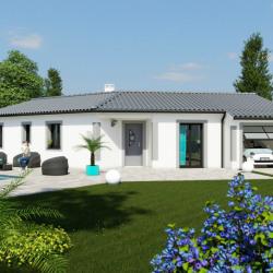 Maison  4 pièces + Terrain  300 m² Bassan