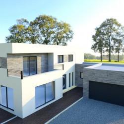 Terrain  de 550 m²  Herblay  (95220)
