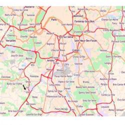 Location Local d'activités Les Ulis 10391 m²