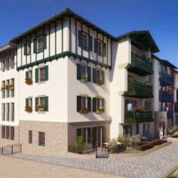 photo appartement neuf Saint-Jean-de-Luz