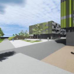 Vente Bureau Metz 665 m²