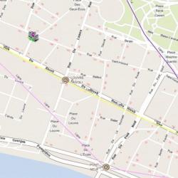 Location Bureau Paris 1er 5397 m²