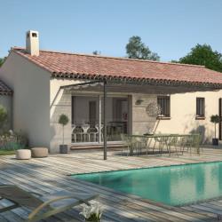 Maison  5 pièces + Terrain  1200 m² Barjols