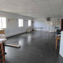 Location Bureau Saucats 1087 m²