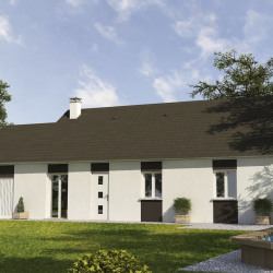 Maison  5 pièces + Terrain  800 m² Arc et Senans
