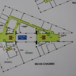 Location Bureau Montbonnot-Saint-Martin 439 m²
