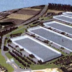 Location Entrepôt Thionville 28095 m²