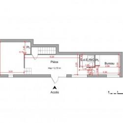 Location Entrepôt Marseille 13ème 35,25 m²
