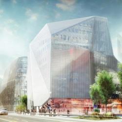 Location Bureau Rennes 280 m²
