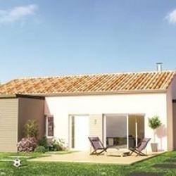 Maison  4 pièces + Terrain  400 m² Verdun-sur-Garonne