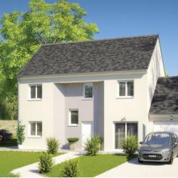 Maison  5 pièces + Terrain  1450 m² Courbépine
