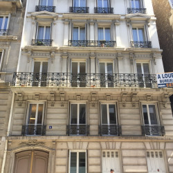 Location Bureau Paris 16ème 110 m²