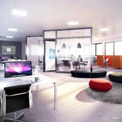 Location Bureau Villeurbanne 5732 m²