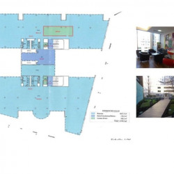 Location Bureau Issy-les-Moulineaux 10242 m²