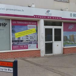 Location Local commercial Choisy-le-Roi 77 m²