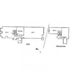 Vente Bureau Lyon 1er 51 m²