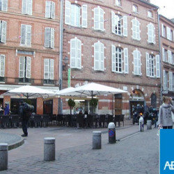 Cession de bail Local commercial Toulouse 107 m²