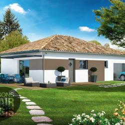 Maison  4 pièces + Terrain  700 m² Burdignin