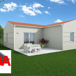 Maison  4 pièces + Terrain  600 m² Gaillac