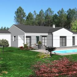 Maison  5 pièces + Terrain  850 m² Arnac la Poste (87160)