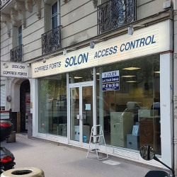 Location Local commercial Boulogne-Billancourt (92100)