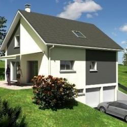 Maison  6 pièces + Terrain  562 m² Valdahon
