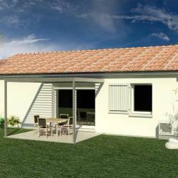 Maison  4 pièces + Terrain  709 m² Roullet-Saint-Estèphe