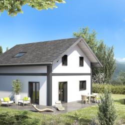 Maison  4 pièces + Terrain   m² Groisy