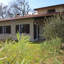 Villa traditionnelle aux matériaux de qualité