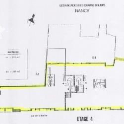 Location Bureau Nancy 477 m²