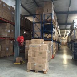 Vente Entrepôt Lisses 6896 m²
