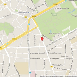 Vente Bureau Grenoble 313 m²